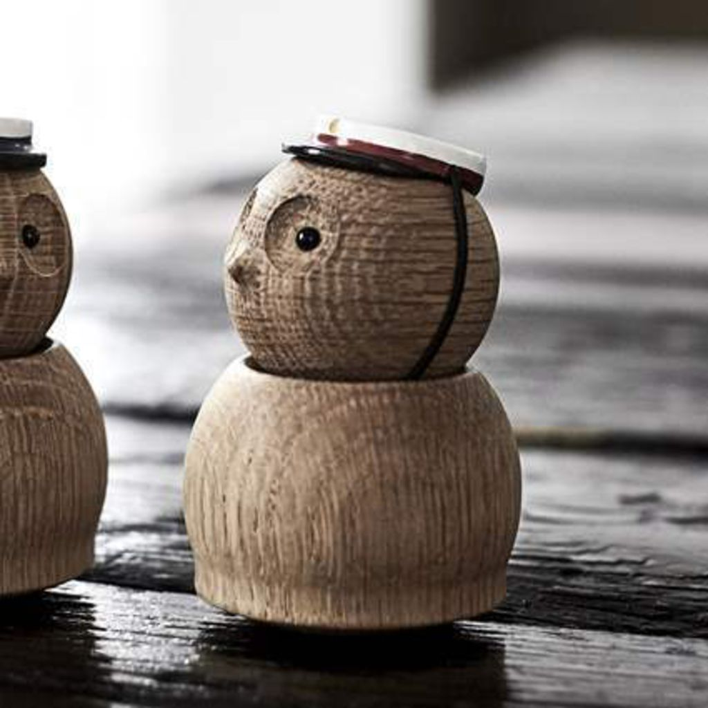 Image of Andersen Furniture - Rød Studenterhue - Small owl