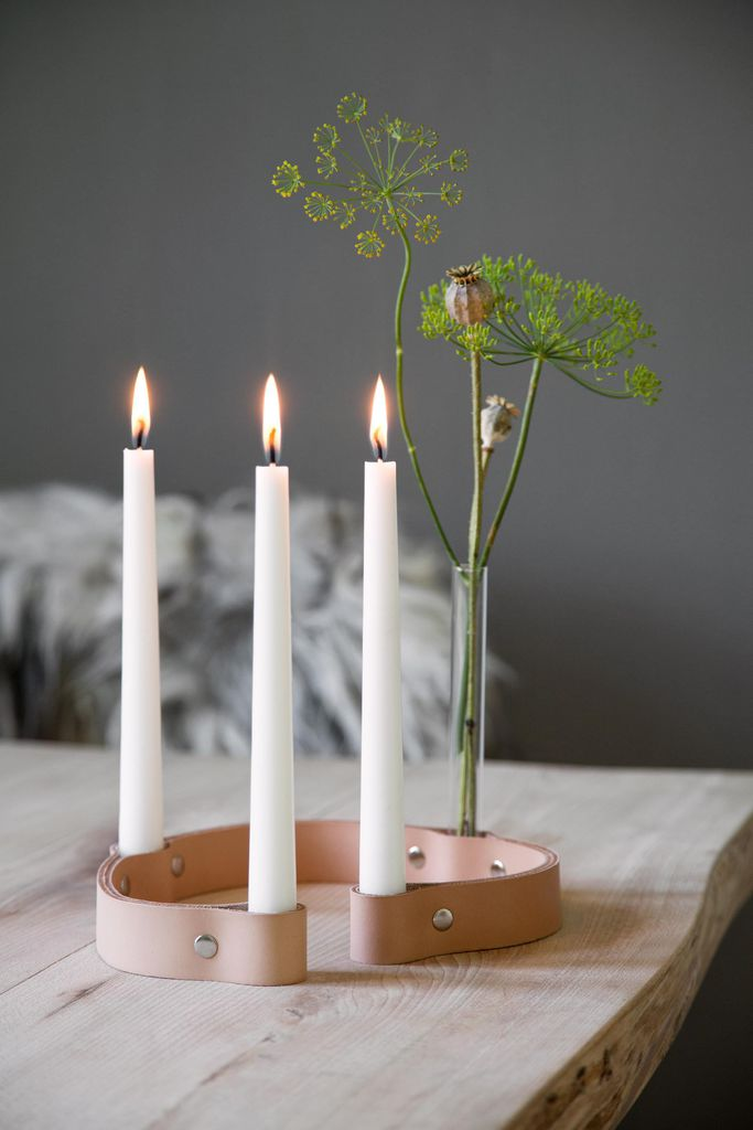 Image of   Belt 4 Candles - natur