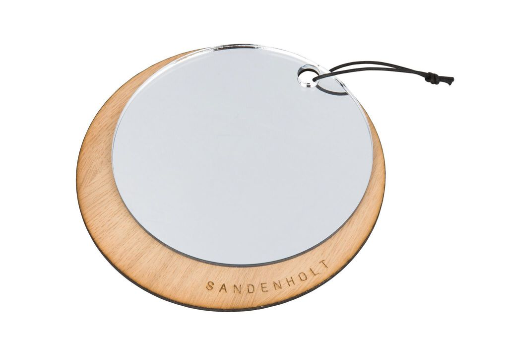 Image of   bySandenholt - Spejl i træ