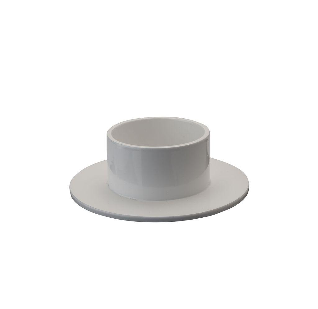 Billede af Kunstindustrien - Cirkelstagen hvid 5 cm