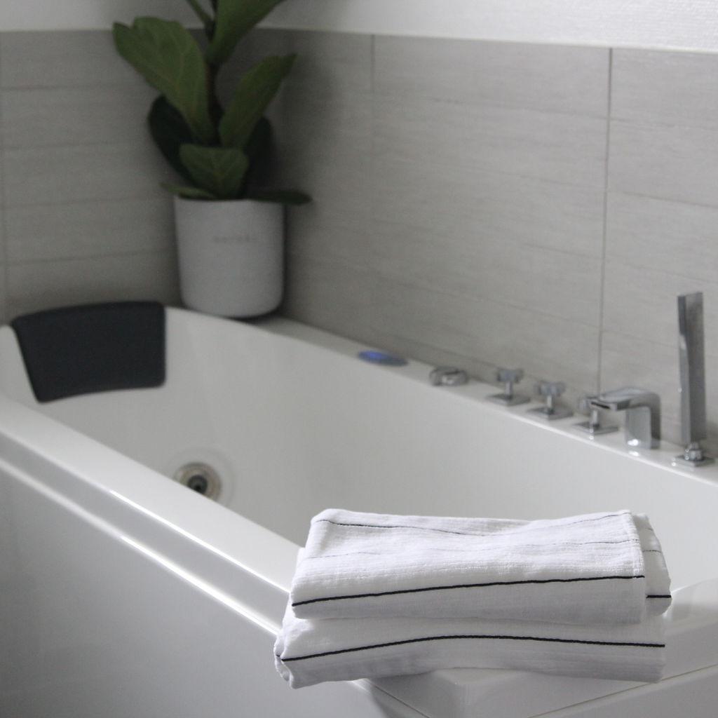 Image of BySKAGEN - håndklæde BERGEN 50x100cm