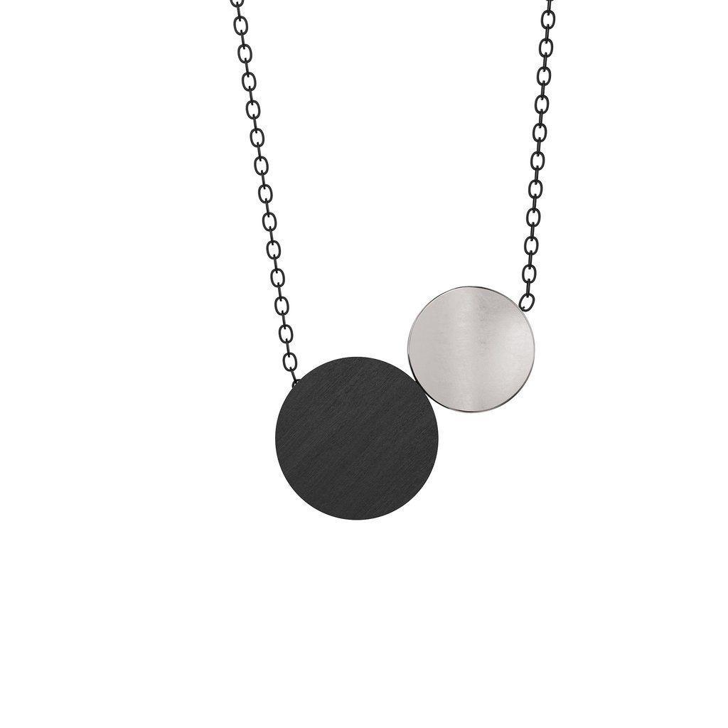 Image of   Grundled smykker- Halskæde - Proprium - Black