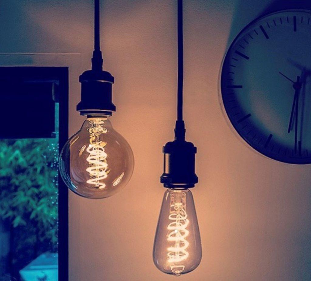Billede af Tivolilys - Dekorations lyskilde - Ø95