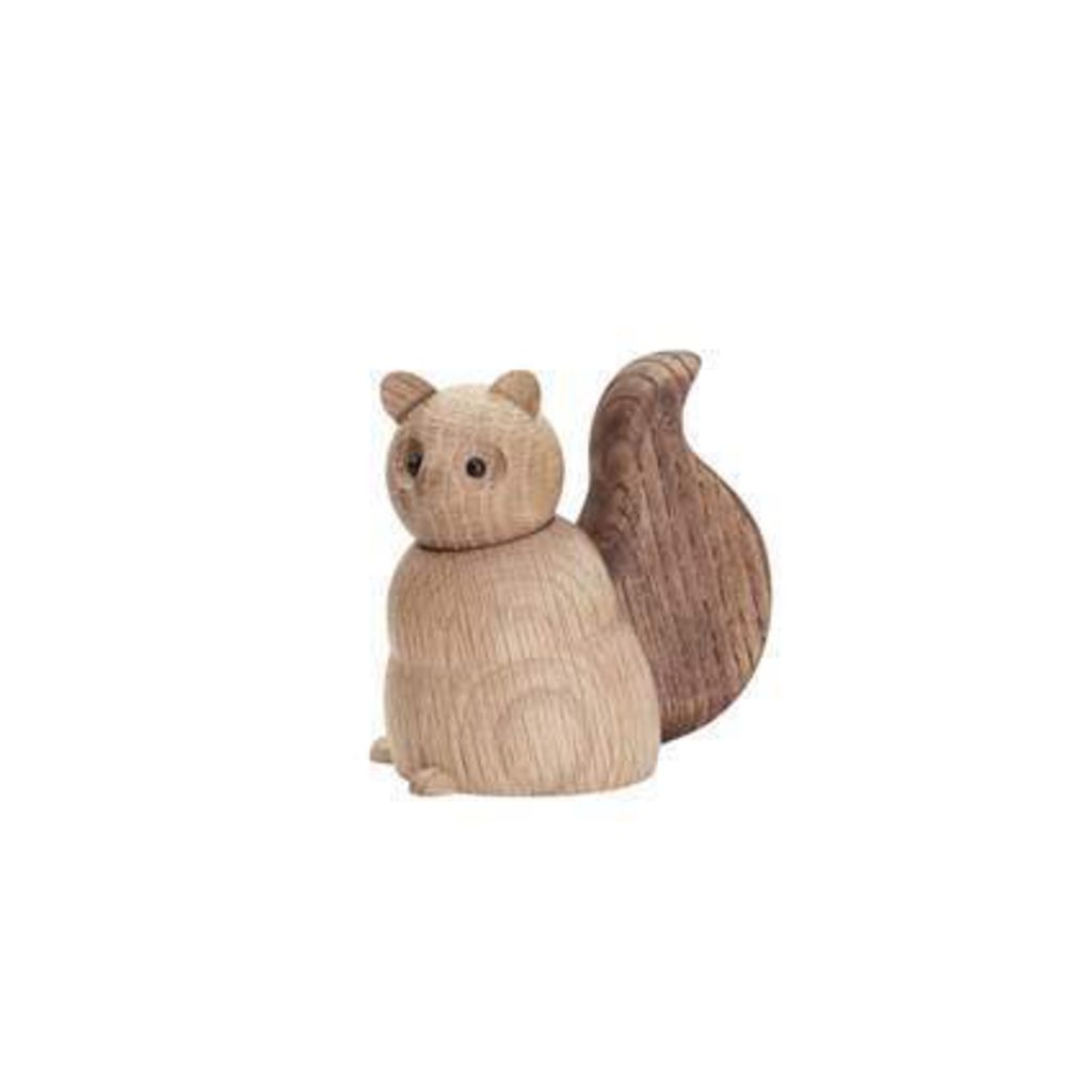 Image of   Andersen Furniture - Squirrel (Egern) - egetræ - medium