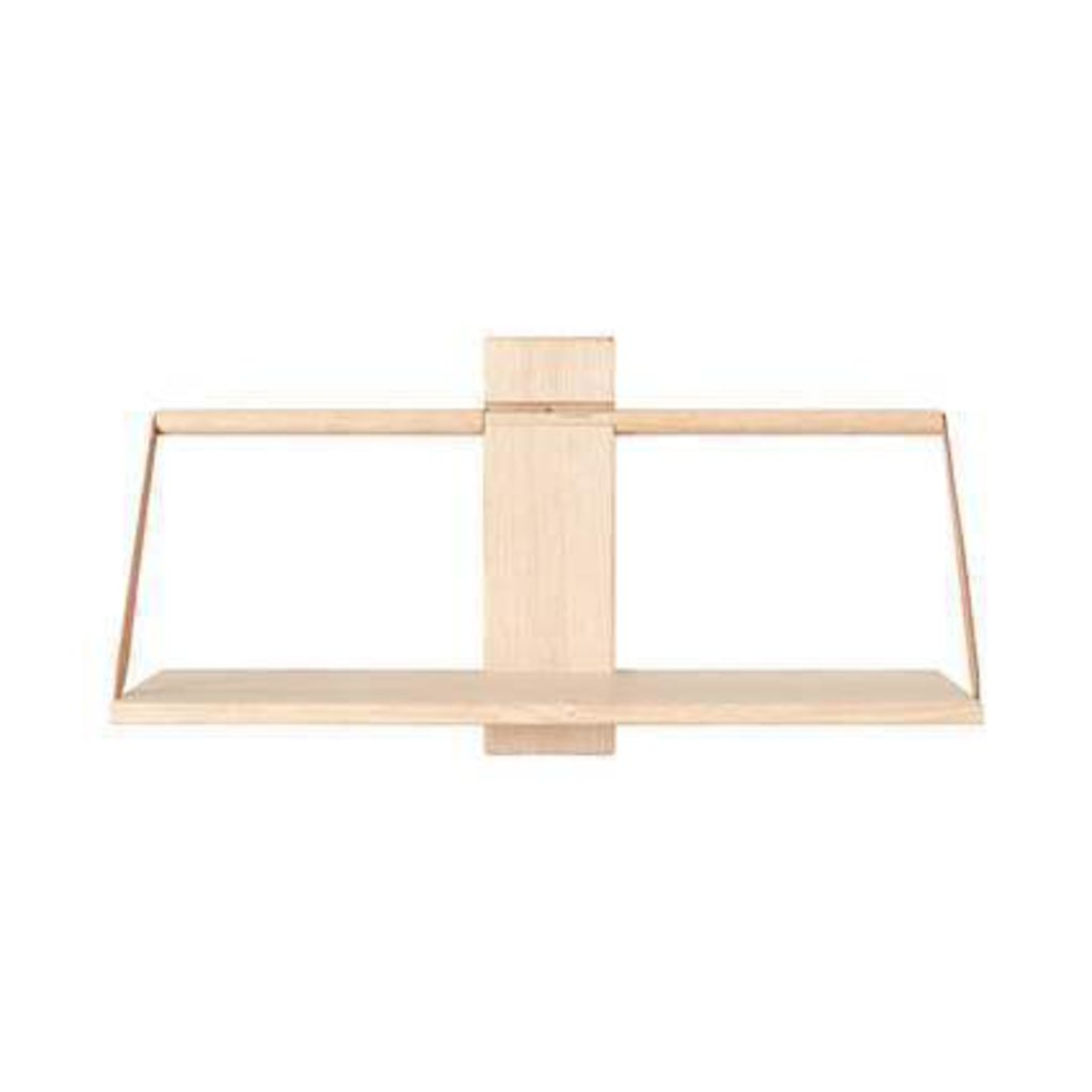 Image of   Andersen Furniture - Shelf wood wall - large - oak