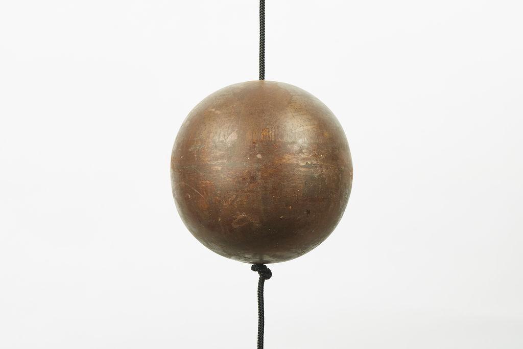 Billede af Nordic by hand - SNOREN - Iron ball medium