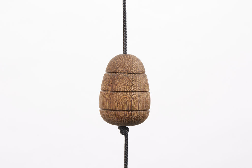 Image of   Nordic by hand - SNOREN - Tree - Smoked oak - made in Denmark