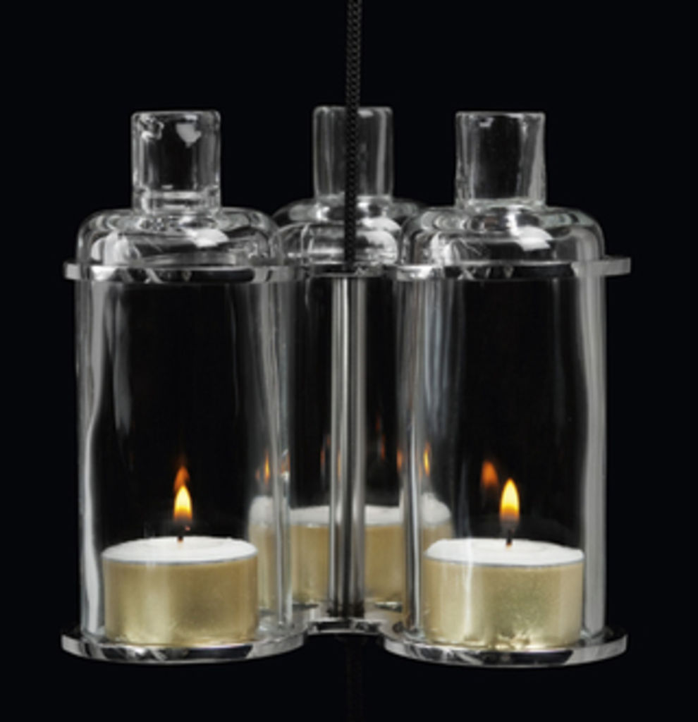 Billede af Nordic by hand - SNOREN - Firepipes - made of steel and glass