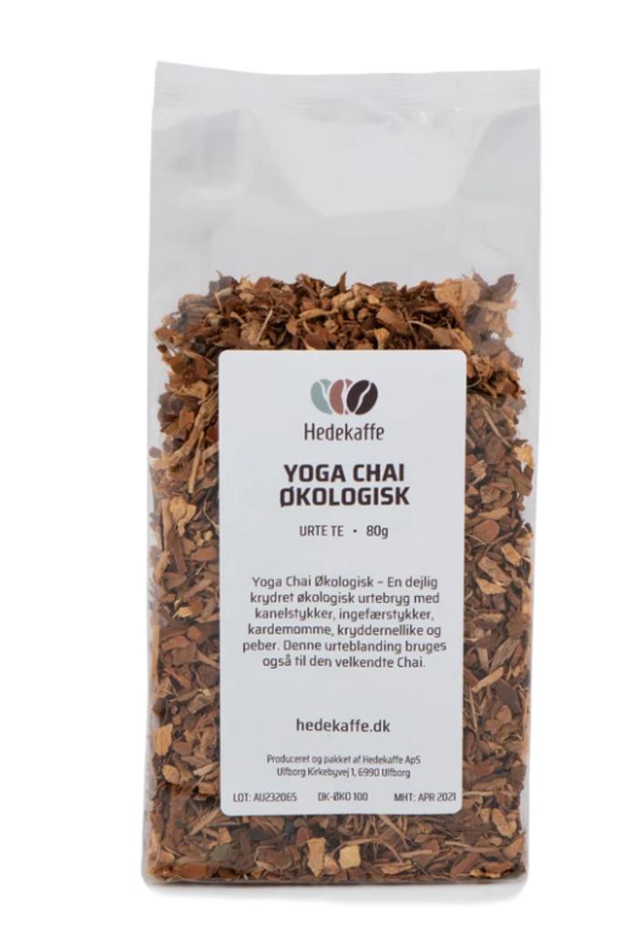 Hedekaffe-Yoga Chai Økologisk te